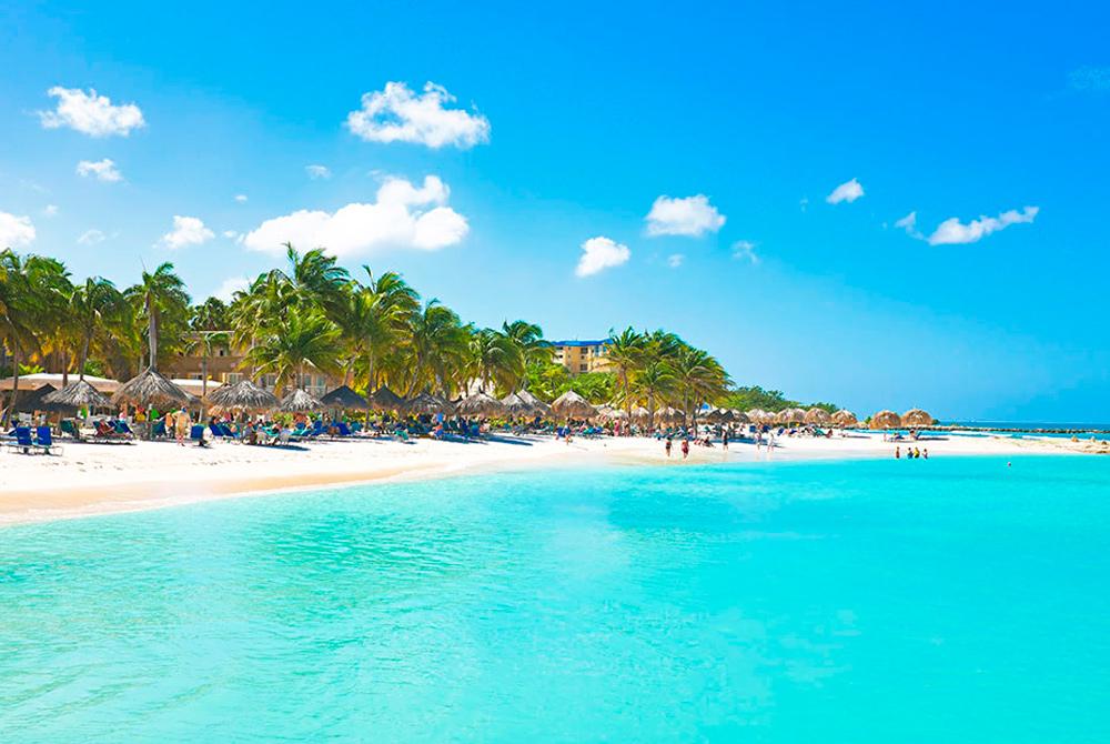 Aruba en octubre: días de Eat Local