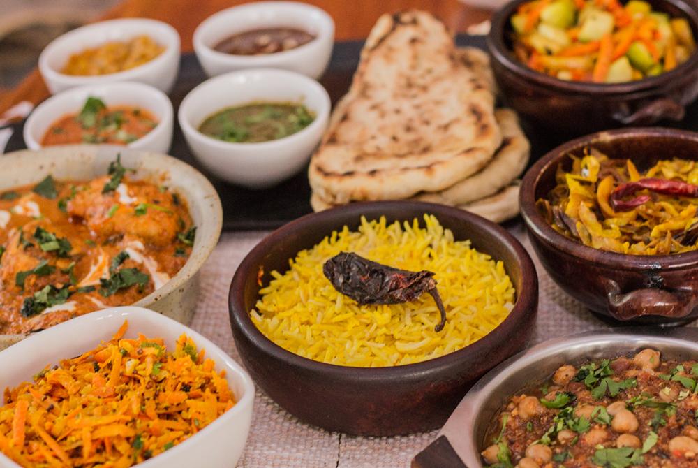 Catering: Sabores de India está de aniversario