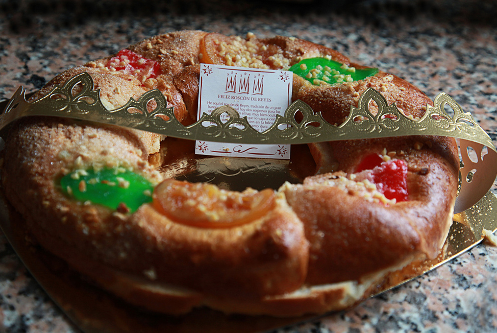 Rosca de Reyes: ruta y receta