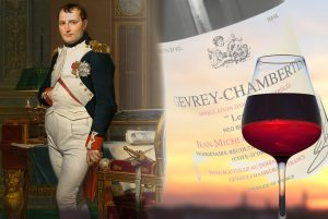 El vino del cónsul Bonaparte