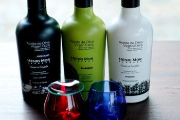 Aceites de oliva virgen extra: aprender en disfrute