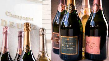 C.Matheus & Asociados trae los champagnes Deutz a Venezuela