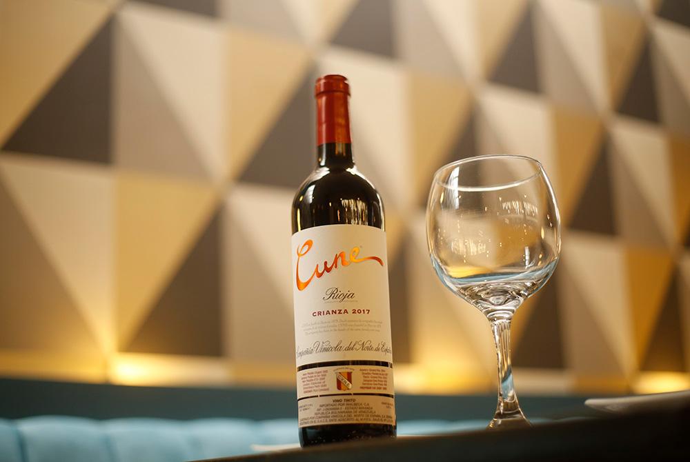 En este momento estás viendo Armonías con Rioja: CVNE a la mesa