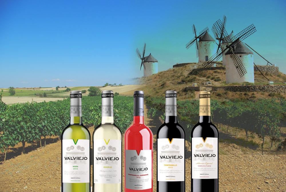 En este momento estás viendo Vinos Valviejo: Tierra de Castilla sorbo a sorbo